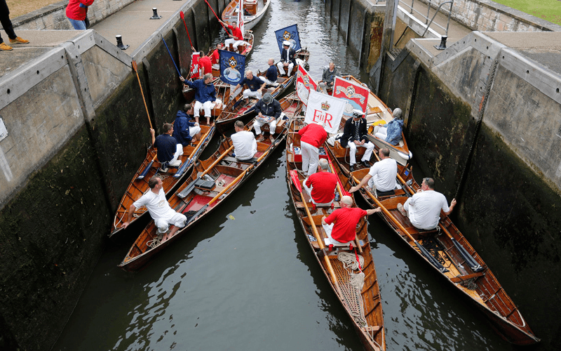 ABOUT: Thames Traditional Rowing Association (TTRA)